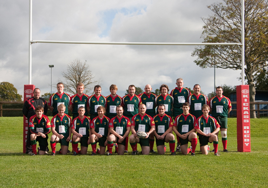 2nd Team 2nd Team Squad 2010-11