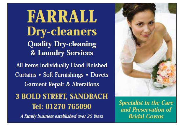 Farrall Dry Cleaners